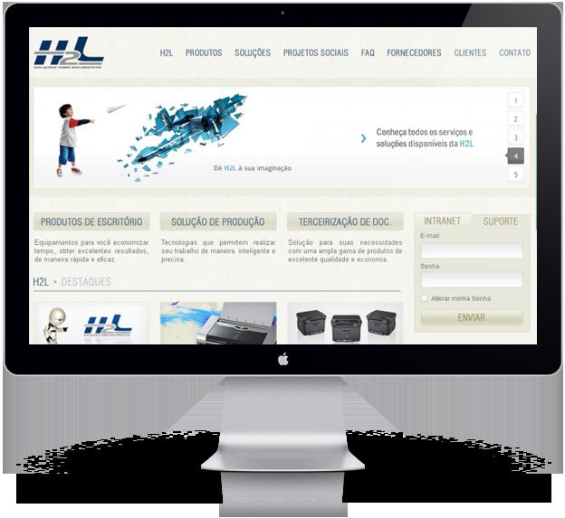 H2L Soluções para Documentos