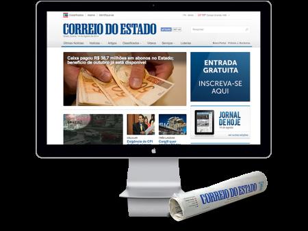 Sistema para WebJornalismo dothNews